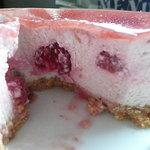 1605975 - ストロベリーチーズケーキの中身
