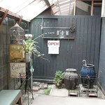 cafe RIN - 入り口