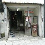 cafe RIN - 大通りから見た景色