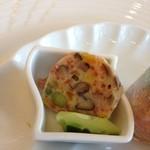 サルーテ - 前菜3種