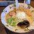 いち井 - 料理写真:塩ラーメン+海老ワンタン
