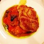 ノート - 豚三枚肉と5種の豆の煮込み