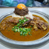 吉田カレー  - 料理写真:豚肉トッピング