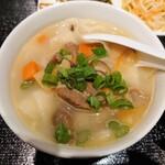 中国家庭料理 王園 - 令和3年10月 ランチタイム定食 刀削麺