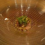 イル テアトリーノ ダ サローネ - 魚料理:ペスカトリーチェ エ レンティッキエ(2012.11)