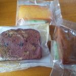 パティスリー レヴェイユ ドゥ ラムール - 焼き菓子たち
