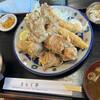きらく亭 - 料理写真:から揚げ定食900円