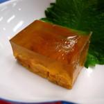 金田 - ウニ煮凍り