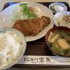 とんかつ宮島 - 料理写真: