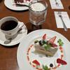 カフェレジャン珈琲舎のだ - 料理写真:ケーキセット1133円