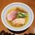 中華そば うえまち - 料理写真:中華そば 鶏・豚 塩