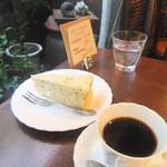コパ デ カフェ - コーヒー、こんにゃくケーキ