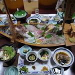しら波荘 - 料理写真:
