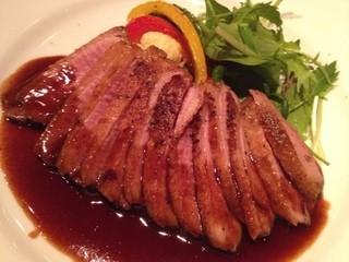 千年葡萄家 - 鴨肉