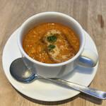ロイヤルガーデンカフェ - ランチスープ
