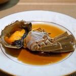對馬 - 上海蟹の紹興酒漬け