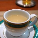 對馬 - ジャスミン茶