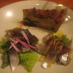 16061667 - (2012・10・19)前菜3種盛り