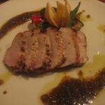 16061669 - (2012・10・19)霧島黒豚の炭火焼