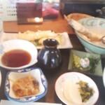 和食ダイニング田田 - 麦とろろ御膳(梅)