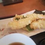 和食ダイニング田田 - 天ぷら