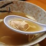 川栄 - ホロホロ鳥 スープ