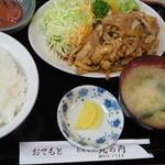 16062575 - 焼き肉定食/大盛り!