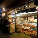 タカセ - お店 入口(1F)