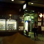 タカセ - お店の2Fはカフェ、3Fはグリル