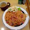 ニコス - 料理写真:ナポリタン