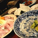 味菜 - ● ふぐ鍋コース