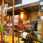 足助の洋食屋 参州楼   - ロッジ風の造りです。