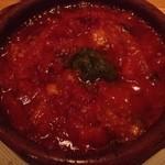 16068720 - トリッパのトマト煮込み