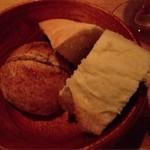 バルデビス - 自家製パン