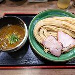 160682270 - 極濃煮干しつけ麺(並) 920円