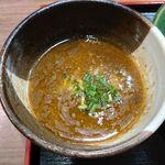 160682282 - 極濃煮干しつけ麺