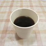 白胡麻屋 - 無料のホットコーヒー