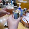いさ美寿司 - ドリンク写真:乾杯