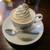 ラドリオ - その他写真:ウインナーコーヒー600円。