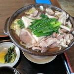 季禅房 - 再訪:かも鍋