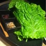 16071796 - 巻き野菜