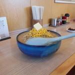 西華 - 味噌バターコーン