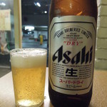 浜とん - 瓶ビール