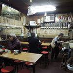 芦池更科 - おもいっきり昭和な店内です