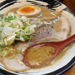SAPPORO NOODLE 零 - スープ
