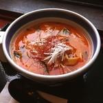 麻布茶房 - 担々麺