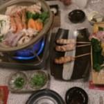 16073414 - 海鮮鍋コース