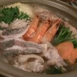 16073415 - 海鮮鍋