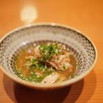 日本料理 たかむら - 秋田錦牛ハチノス トリッパ