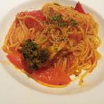 トゥーレドゥーレ - 夏野菜のラタトゥイユパスタ